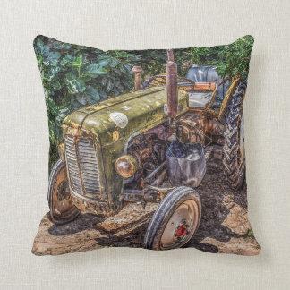 農場トラクターの枕 クッション