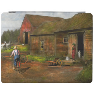 農場-農場の40年代の生命 iPadスマートカバー