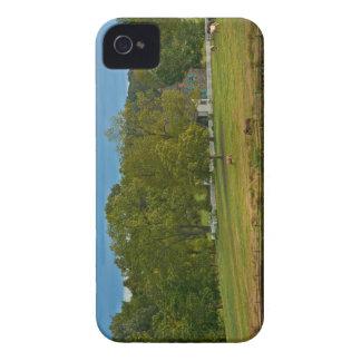 農場- Gettysburgの国立公園-ペンシルバニア Case-Mate iPhone 4 ケース
