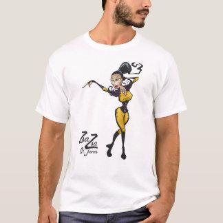 農夫のためのZsa Zsaセントジェームズのワイシャツ Tシャツ