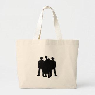 農夫のバッグ(スタイルおよび色を選んで下さい) ラージトートバッグ