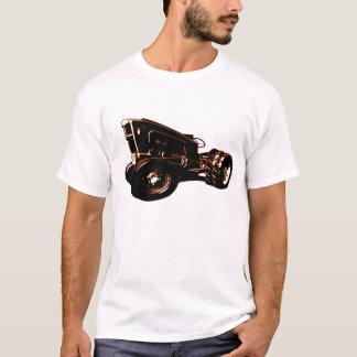 農家のトラクターのワイシャツ Tシャツ