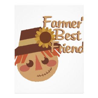 農家の友人 レターヘッド
