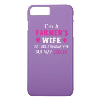 農家の妻 iPhone 8 PLUS/7 PLUSケース