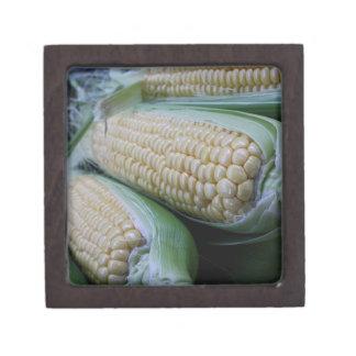 農家の市場のトウモロコシ ギフトボックス
