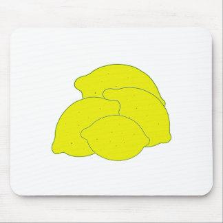 農家の市場レモン類別 マウスパッド