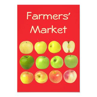 農家の市場 カード