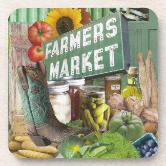 農家の市場 コースター