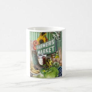 農家の市場 コーヒーマグカップ