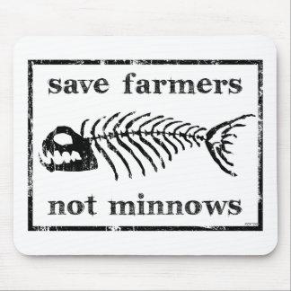 農家を救って下さい マウスパッド