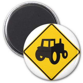 農業機械の交通ハイウェーの印 マグネット