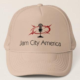 込み合い都市帽子 キャップ