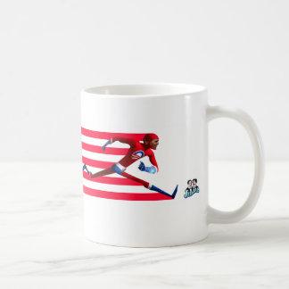 迅速なオバマ-マグ コーヒーマグカップ