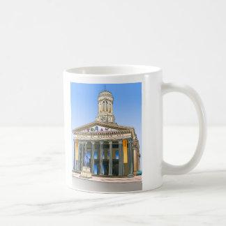 近代美術のギャラリー コーヒーマグカップ