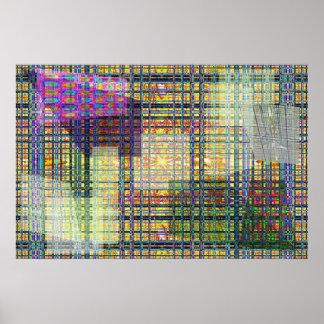近代美術の場所#1 ポスター