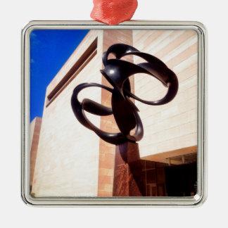 近代美術の抽象芸術の金属の彫刻の博物館 メタルオーナメント