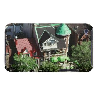 近隣、カナダの高角の眺め Case-Mate iPod TOUCH ケース