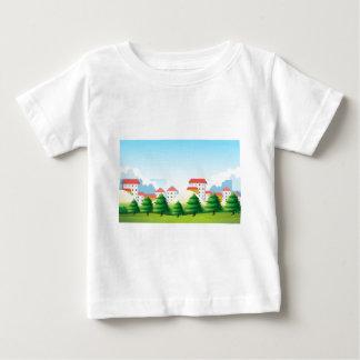 近隣 ベビーTシャツ