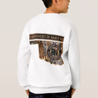 迷彩柄の上のオクラホマの装備 スウェットシャツ