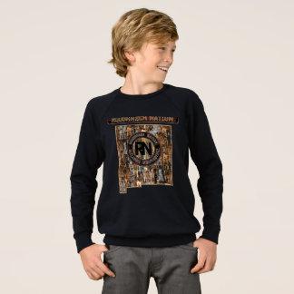 迷彩柄の上のニューメキシコの装備 スウェットシャツ