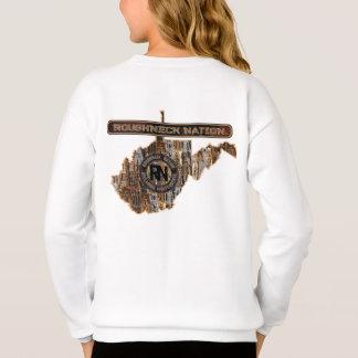 迷彩柄の上のWヴァージニアの装備 スウェットシャツ