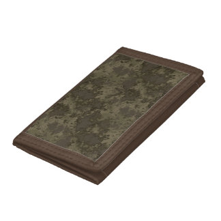 迷彩柄の財布
