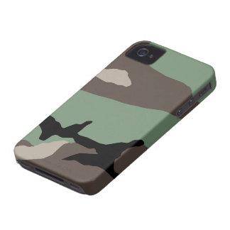 迷彩柄の電話 Case-Mate iPhone 4 ケース