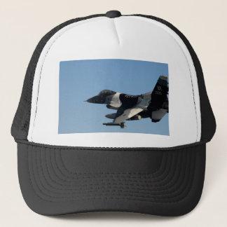 迷彩柄のF-16 《鳥》ハヤブサ キャップ