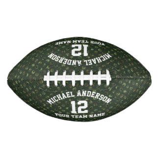 迷彩柄は名前入りな一流のチーム数スポーツに点を打ちます アメリカンフットボール
