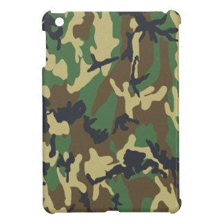 迷彩柄パターン森林軍隊かハンター iPad MINI カバー