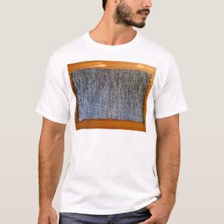 迷彩柄及びデニムの敷物の写真 Tシャツ
