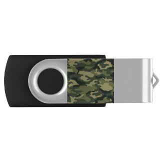 迷彩柄 USBフラッシュドライブ