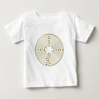 迷路シャルトル ベビーTシャツ
