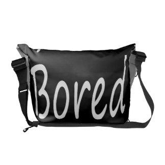 退屈させる メッセンジャーバッグ