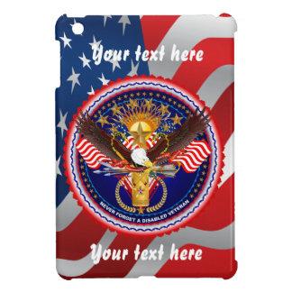 退役軍人は編集しましたり及び変えます背景色をカスタマイズ iPad MINIカバー