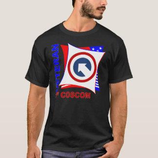 退役軍人-第1 COSCOM Tシャツ
