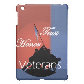 退役軍人 iPad MINIカバー