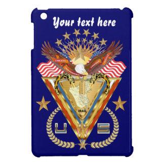 退役軍人DAVの意見の芸術家は次コメントします iPad MINIカバー
