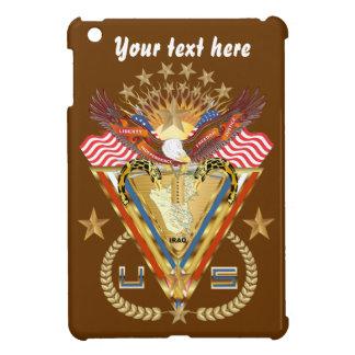 退役軍人DAVの意見の芸術家は次コメントします iPad MINIケース