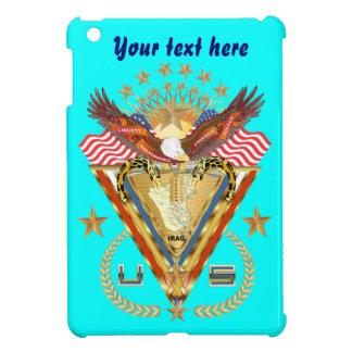 退役軍人DAVの意見の芸術家は次コメントします iPad MINI CASE