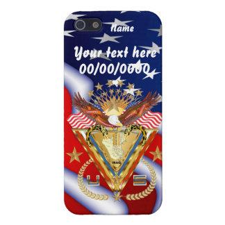 退役軍人DAVの意見の芸術家は次コメントします iPhone SE/5/5sケース