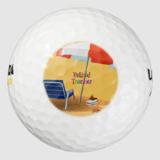 退職したな先生はカスタム設計します ゴルフボール