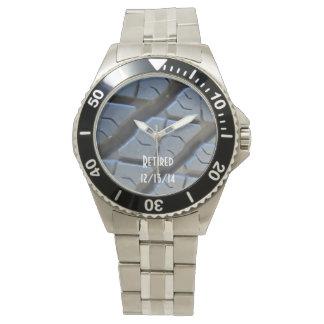 退職したな腕時計 腕時計