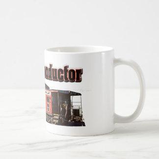 退職したなCSXのコンダクター コーヒーマグカップ