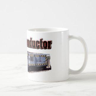 退職したなCSXのコンダクターV2 コーヒーマグカップ