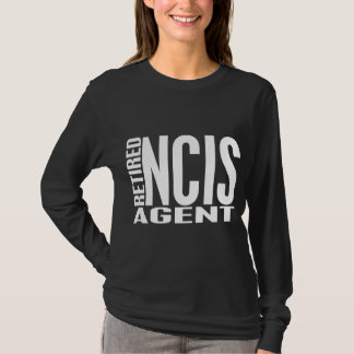 退職したなNCISの代理店 Tシャツ