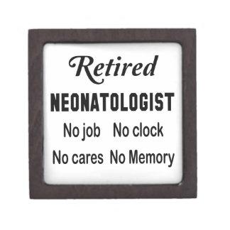 退職したなNeonatologist仕事無し時計無し心配無し ギフトボックス