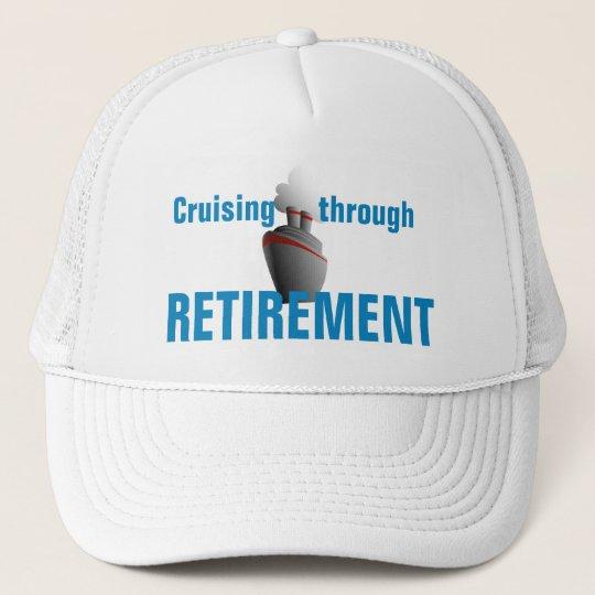 退職の水を通って巡航 キャップ