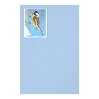 送り装置の絵画の《鳥》アメリカゴガラ-元の鳥の芸術 便箋