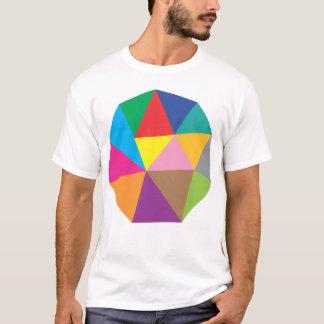 送風モザイク1 Tシャツ